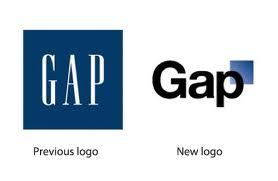 Gap Logo Redesign